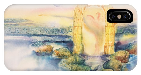 The Angel Within IPhone Case