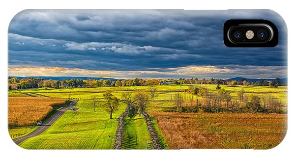 The Antietam Battlefield IPhone Case