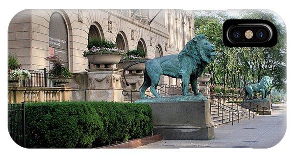 The Art Institute Of Chicago - 3 IPhone Case