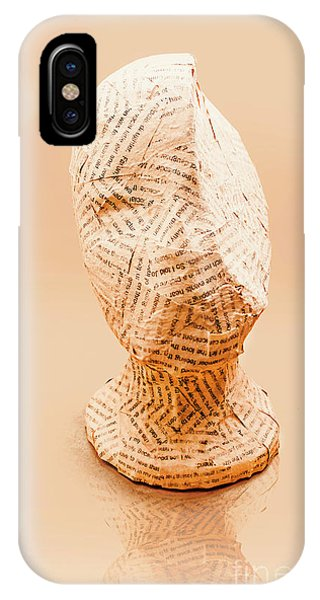 Anatomy iPhone Case - The Art Of Hidden Meanings by Jorgo Photography - Wall Art Gallery