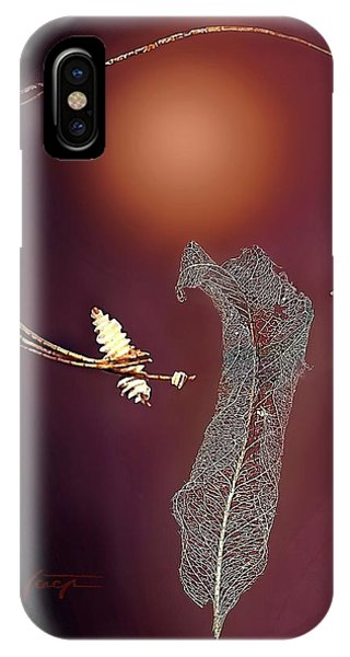 The Art Of Nature IPhone Case