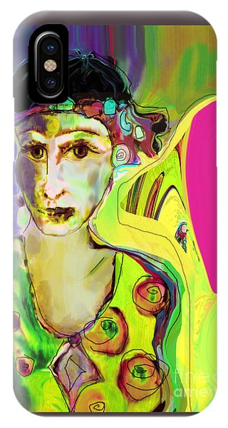 The Artist In Fauve IPhone Case