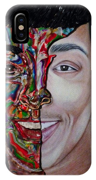 The Artist Within IPhone Case