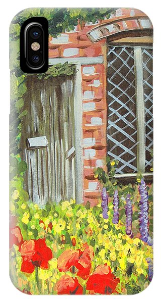 The Artist's Cottage IPhone Case