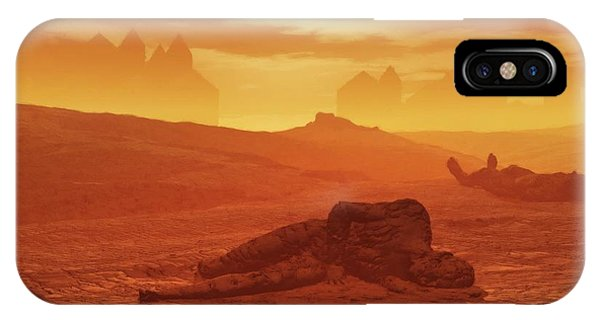 The Ash Vessels IPhone Case