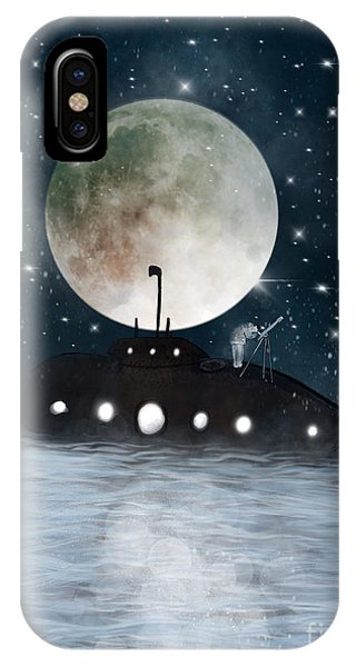 Solar System iPhone Case - The Astrologer by Bri Buckley
