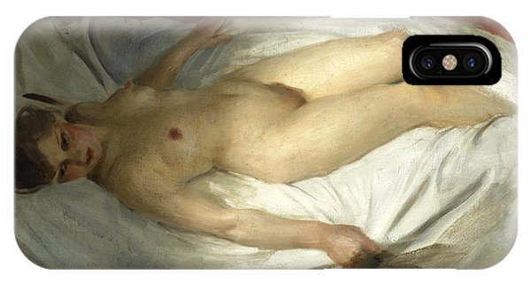 Awakening iPhone Case - The Awakening by Anders Zorn
