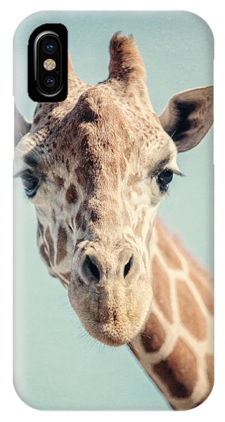 The Baby Giraffe IPhone Case