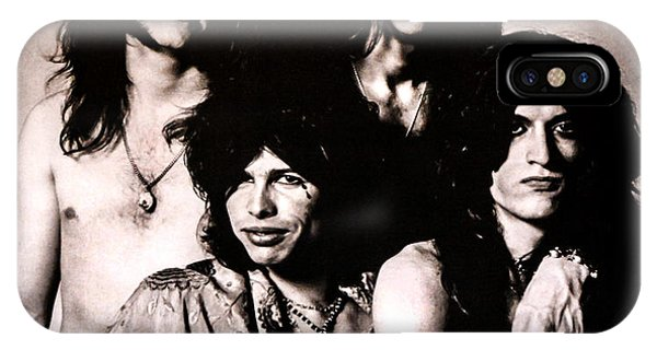 Steven Tyler iPhone Case - The Bad Boys From Boston by Gary Keesler