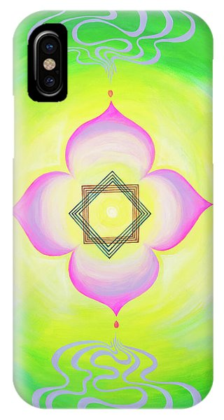 The Bagua Of The Heart IPhone Case