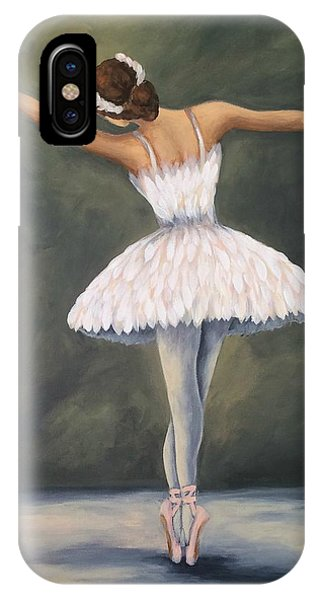 The Ballerina V IPhone Case