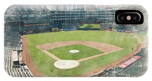 The Ballpark IPhone Case
