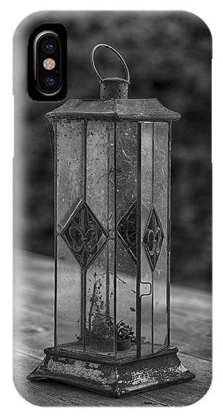 The Barn Lantern IPhone Case