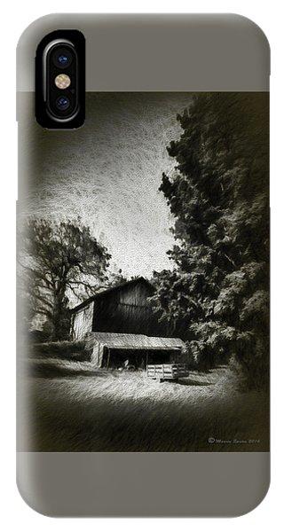 The Barn Yard Wagon IPhone Case