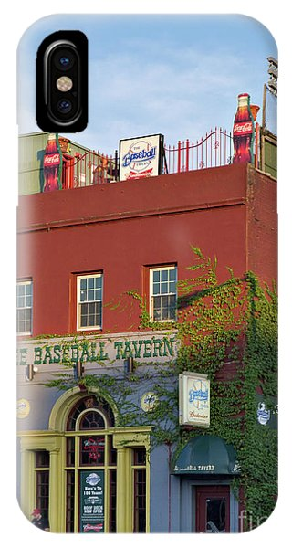 The Baseball Tavern Boston Massachusetts  -30948 IPhone Case
