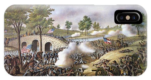 Allison iPhone Case - The Battle Of Antietam, by Granger