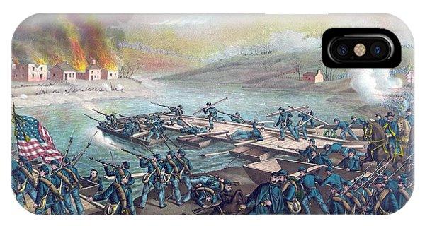 Allison iPhone Case - The Battle Of Fredericksburg by American School