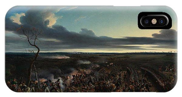 Barren iPhone Case - The Battle Of Montmirail by Emile-Jean-Horace Vernet