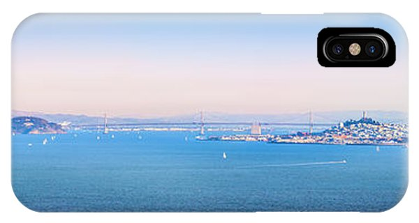 The Bay IPhone Case