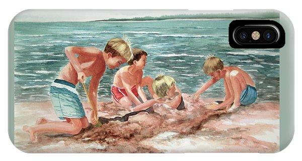 The Beach Boys IPhone Case