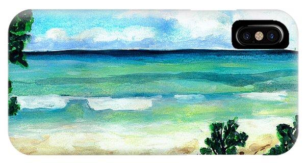 The Beach IPhone Case