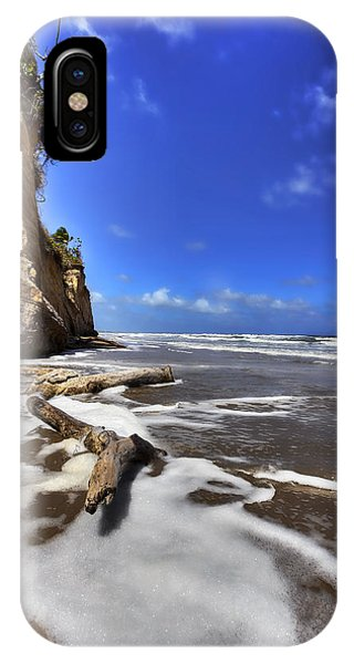 The Beach IPhone Case