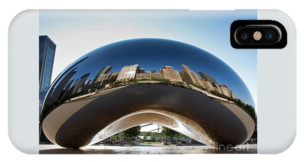 The Bean's Early Morning Reflections IPhone Case