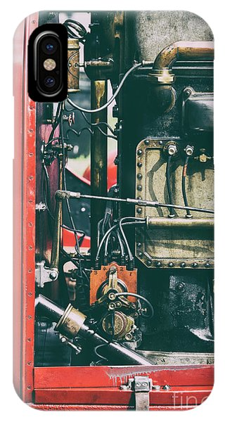 The Beast Of Turin Engine IPhone Case