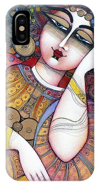 Magician iPhone Case - The Beauty by Albena Vatcheva