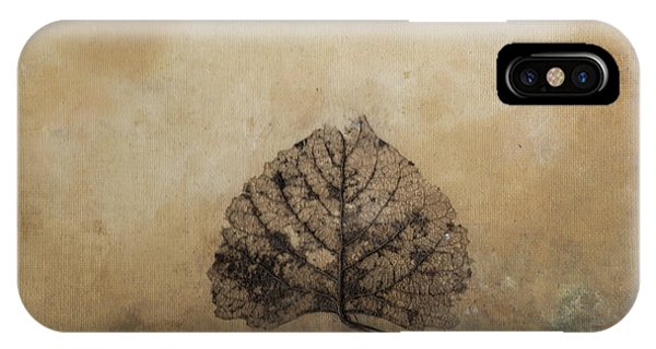 The Beauty Of Decay IPhone Case