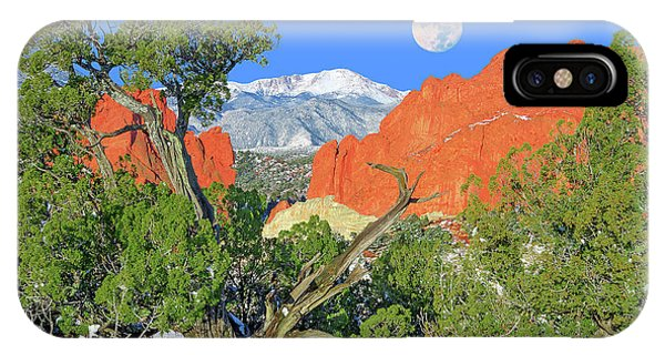 The Beauty That Takes Your Breath Away And Leaves You Speechless. That's Colorado.  IPhone Case