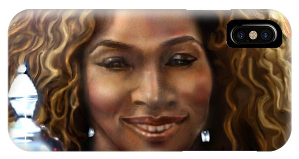 The Beauty Victory That Is Serena IPhone Case