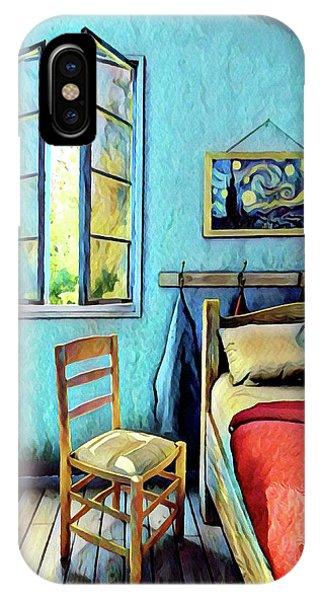 The Bedroom IPhone Case
