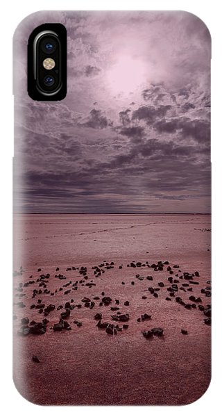 IPhone Case featuring the photograph The Beginning I V by Julian Cook