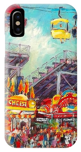 The Big Cheese IPhone Case