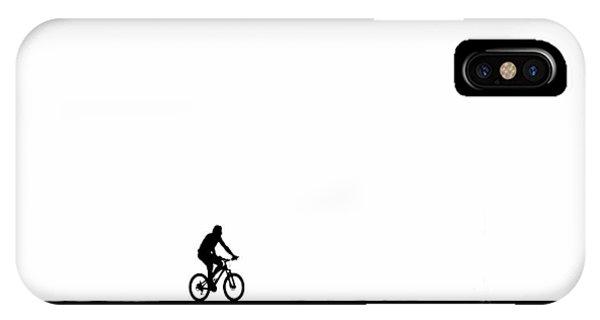 The Bike Ride  IPhone Case