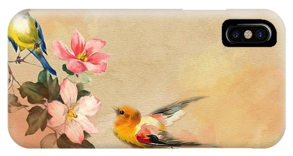 The Birds IPhone Case