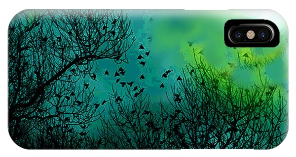 The Birds Of The Air  IPhone Case