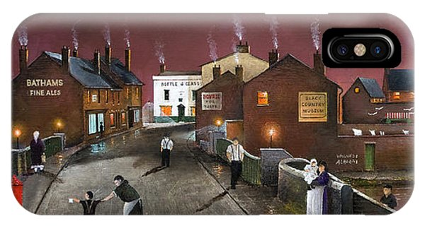 The Black Country Museum IPhone Case