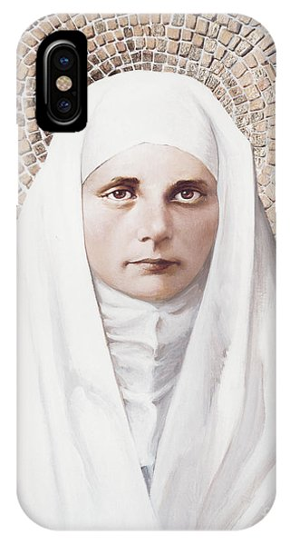 The Blessed Virgin Mary - Lgbvm IPhone Case