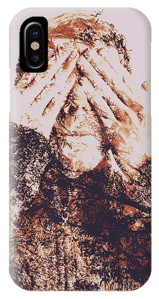Male iPhone Case - The Bliss Of Ignorance by Jorgo Photography - Wall Art Gallery