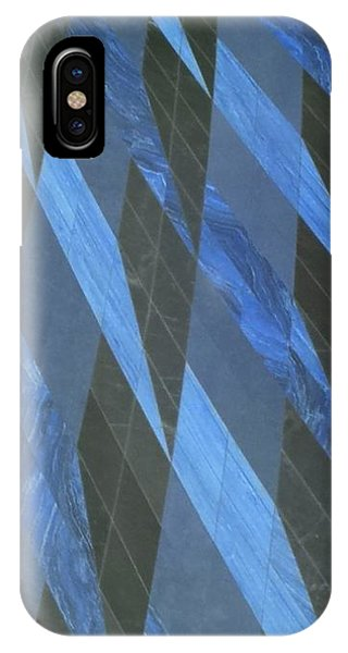 The Blue Dimension IPhone Case
