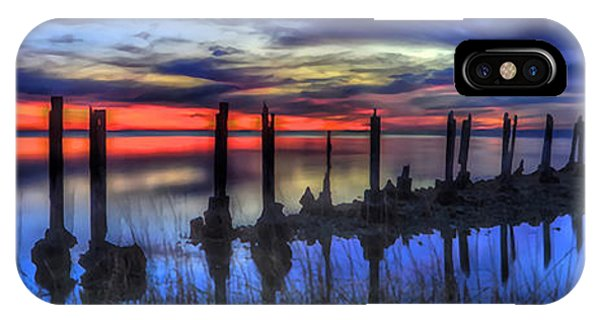 The Blue Hour Comes To St. Marks #2 IPhone Case