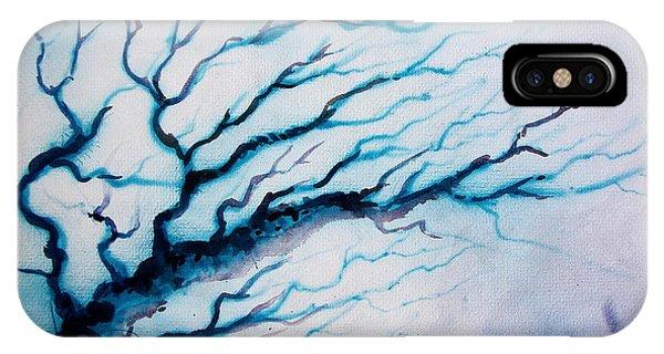 The Blue Magic IPhone Case