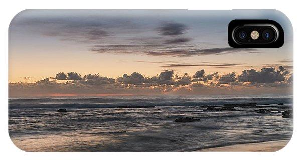 The Blues - Sunrise Seascape  IPhone Case