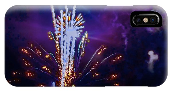 The Boom Phone Case by Larry Bodinson