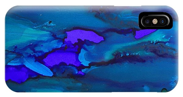 The Bottom Of The Sea IPhone Case