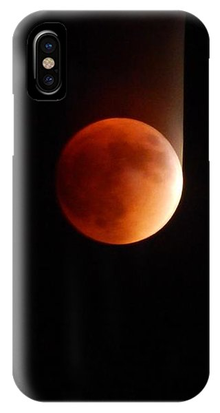 The Bouncing Eclipse IPhone Case