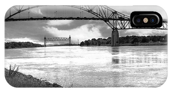 The Bourne And Railroad Bridges IPhone Case