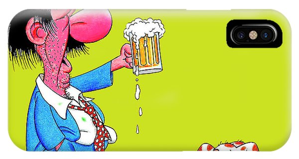 The Bozo Collection 2 IPhone Case